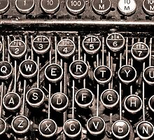 QWERTY by Caren
