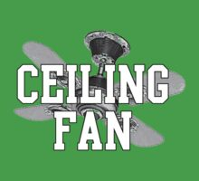 Ceiling fan. by Angela Millear