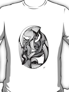 Abstract Moments 55 T-Shirt