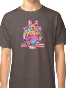 Cute Colorful Totoro! Tshirts + more! (watercolor) Jonny2may Classic T-Shirt