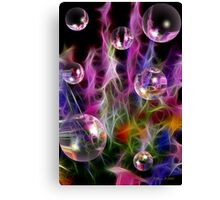 Colorful Beauty Canvas Print