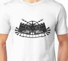 Vintage Style Film Design Unisex T-Shirt