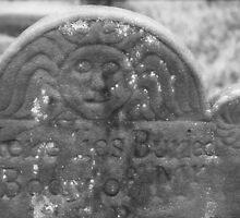 Here Lies Buried by Barbara Gerstner