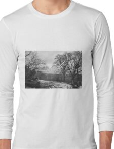 Winter Art Long Sleeve T-Shirt