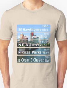PDX Unisex T-Shirt