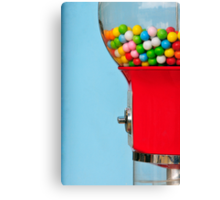 Chicle Canvas Print