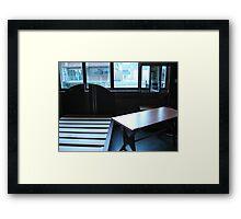 Design Technology Showcase Framed Print