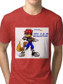 Freedom Fighters 2K3 Elias (1000 Views) Tri-blend T-Shirt
