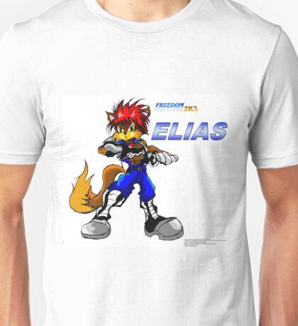 Freedom Fighters 2K3 Elias (1000 Views) Unisex T-Shirt
