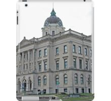 McLean County Museum of History iPad Case/Skin