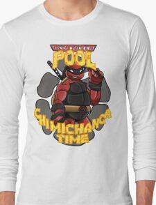 Teenage Mutant Ninja Pool! Long Sleeve T-Shirt