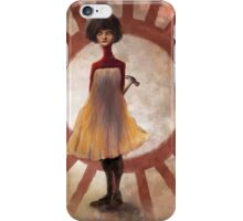 HammrGrrl iPhone Case/Skin