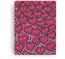 Love Flu Canvas Print