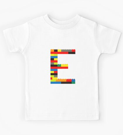 E t-shirt Kids Tee