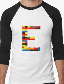E Men's Baseball ¾ T-Shirt
