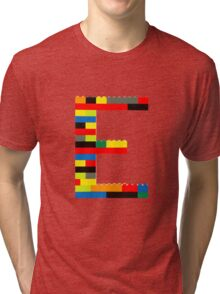 E t-shirt Tri-blend T-Shirt