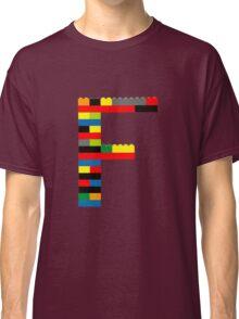 F Classic T-Shirt