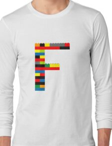 F t-shirt Long Sleeve T-Shirt