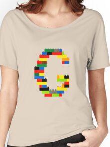 F t-shirt Women's Relaxed Fit T-Shirt