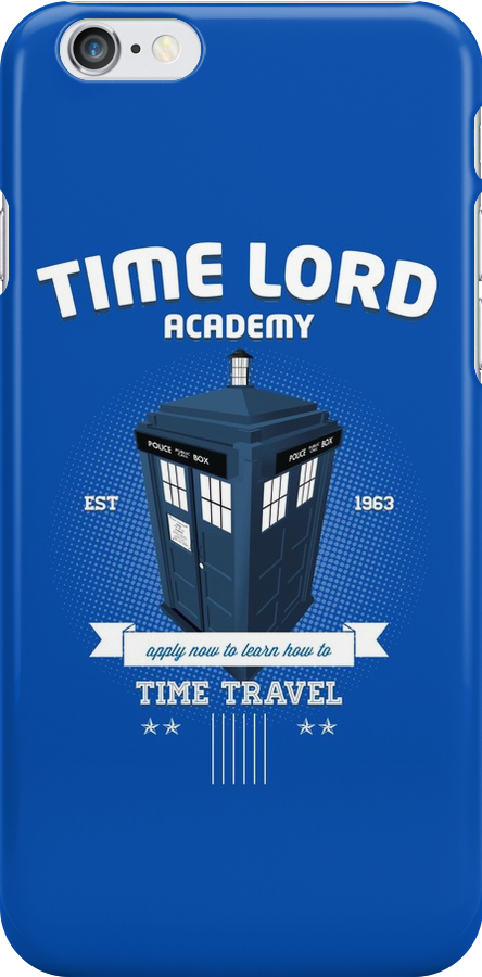 Timelord Academy by tombst0ne