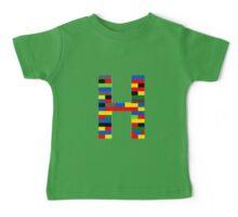 H t-shirt Baby Tee