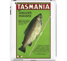 Tasmania Fish iPad Case/Skin