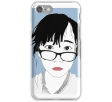 I do your Portrait! iPhone Case/Skin
