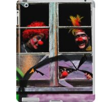 Halloween House Party iPad Case/Skin