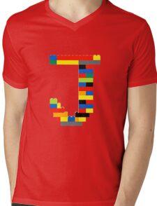 J t-shirt Mens V-Neck T-Shirt