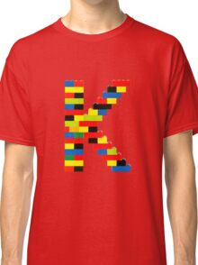 K t-shirt Classic T-Shirt