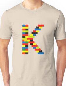 K t-shirt Unisex T-Shirt