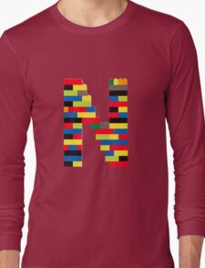 N Long Sleeve T-Shirt