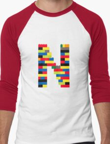 N Men's Baseball ¾ T-Shirt