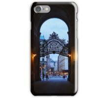 Welcome to Vienna iPhone Case/Skin