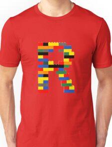 R t-shirt Unisex T-Shirt