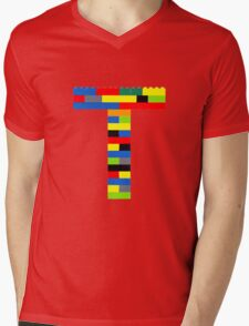 T Mens V-Neck T-Shirt
