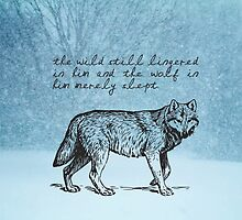 White Fang - Jack London by pithypenny