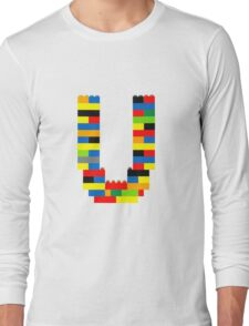 U t-shirt Long Sleeve T-Shirt