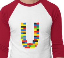 U t-shirt Men's Baseball ¾ T-Shirt