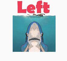Left Jaws Unisex T-Shirt