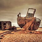 Off The Rails II by Dave Godden