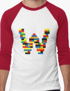 W Men's Baseball ¾ T-Shirt