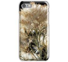 Wintry Feathers iPhone Case/Skin