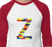 Z Men's Baseball ¾ T-Shirt