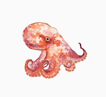 Watercolor Octopus Women's Tank Top