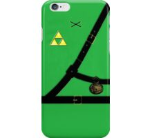 The Legend Of Zelda Suit iPhone Case/Skin