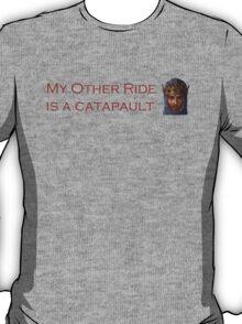 Scout Calvary Thug Life T-Shirt