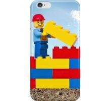 Build it Higher iPhone Case/Skin