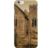 St Mary The Virgin Stone-In-Oxney  iPhone Case/Skin