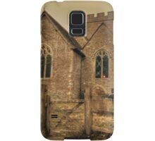 St Mary The Virgin Stone-In-Oxney  Samsung Galaxy Case/Skin